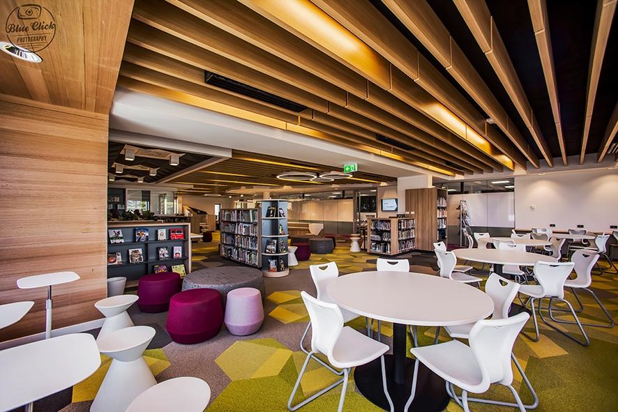 refurbished library, beautiful designer building cairns, Interior Design Cairns, Interiors photographer Cairns